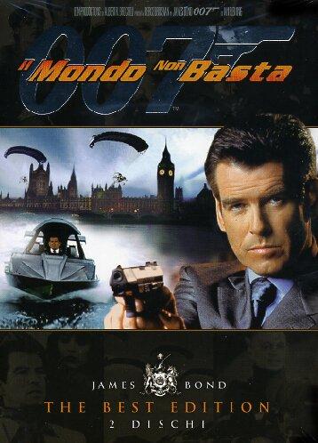 copertina di 007 - Il mondo non basta - The Best Edition