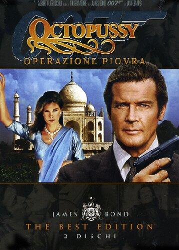 copertina di 007 - Octopussy: Operazione piovra - The Best Edition