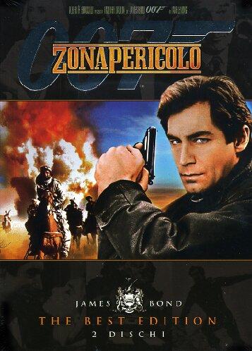 copertina di 007 - Zona Pericolo - The Best Edition