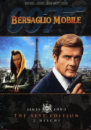 copertina di 007 - Bersaglio mobile - The Best Edition