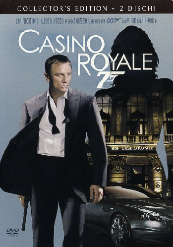 copertina di 007 - Casino Royale - Collector's Edition