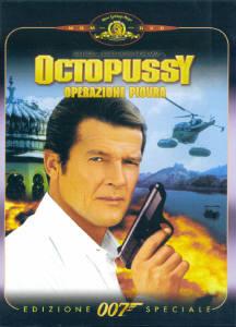 copertina di 007 - Octopussy - Operazione Piovra - Edizione Speciale