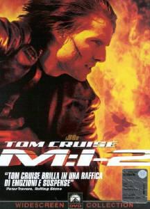 copertina di Mission: Impossible II