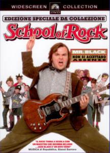 copertina di School of Rock