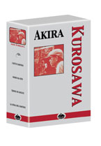 copertina di Akira Kurosawa - Cofanetto 1
