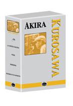 copertina di Akira Kurosawa - Cofanetto 2