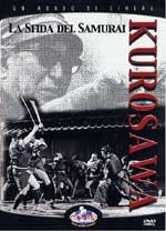 copertina di Sfida del samurai, la