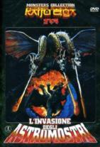 copertina di Invasione degli Astromostri, L'
