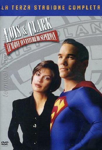 copertina di Lois & Clark - Le Nuove Avventure di Superman - Stagione 3