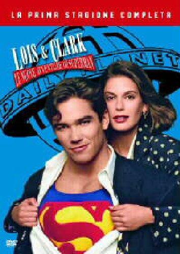 copertina di Lois & Clark - Le Nuove Avventure di Superman - Stagione 1