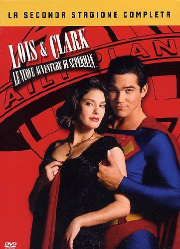 copertina di Lois & Clark - Le Nuove Avventure di Superman - Stagione 2