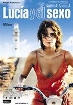 copertina di Lucia y el sexo