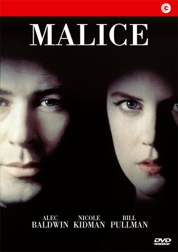 copertina di Malice - Il sospetto