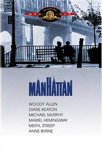 copertina di Manhattan
