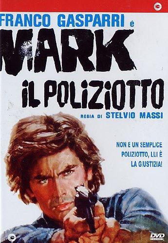 copertina di Mark il poliziotto