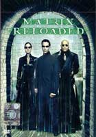 copertina di Matrix Reloaded