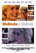 copertina di Melinda e Melinda