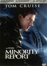 copertina di Minority Report - Edizione Speciale