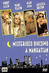 copertina di Misterioso omicidio a Manhattan