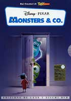 copertina di Monsters & Co. (ed. speciale)