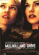 copertina di Mulholland Drive