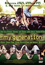 copertina di My generation
