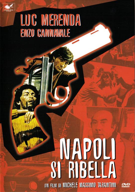 copertina di Napoli si ribella