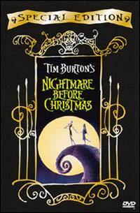 copertina di Nightmare Before Christmas - Special Edition