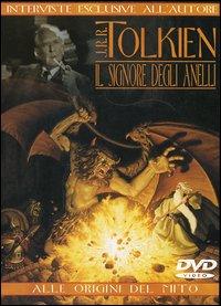 copertina di J.R.R. Tolkien, il signore degli anelli - Alle origini del mito