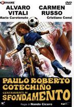 copertina di Paulo Roberto Cotechiño centravanti di sfondamento