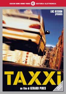 copertina di Taxxi - I Grandi Film