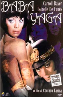 copertina di Baba Yaga