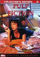 copertina di Pulp fiction (Collector's Edition)