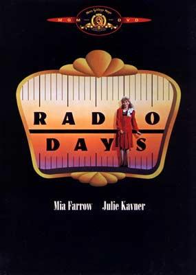 copertina di Radio Days