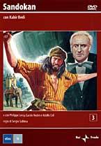 copertina di Sandokan 3