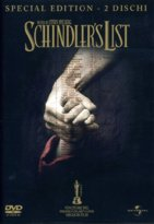 copertina di Schindler's List