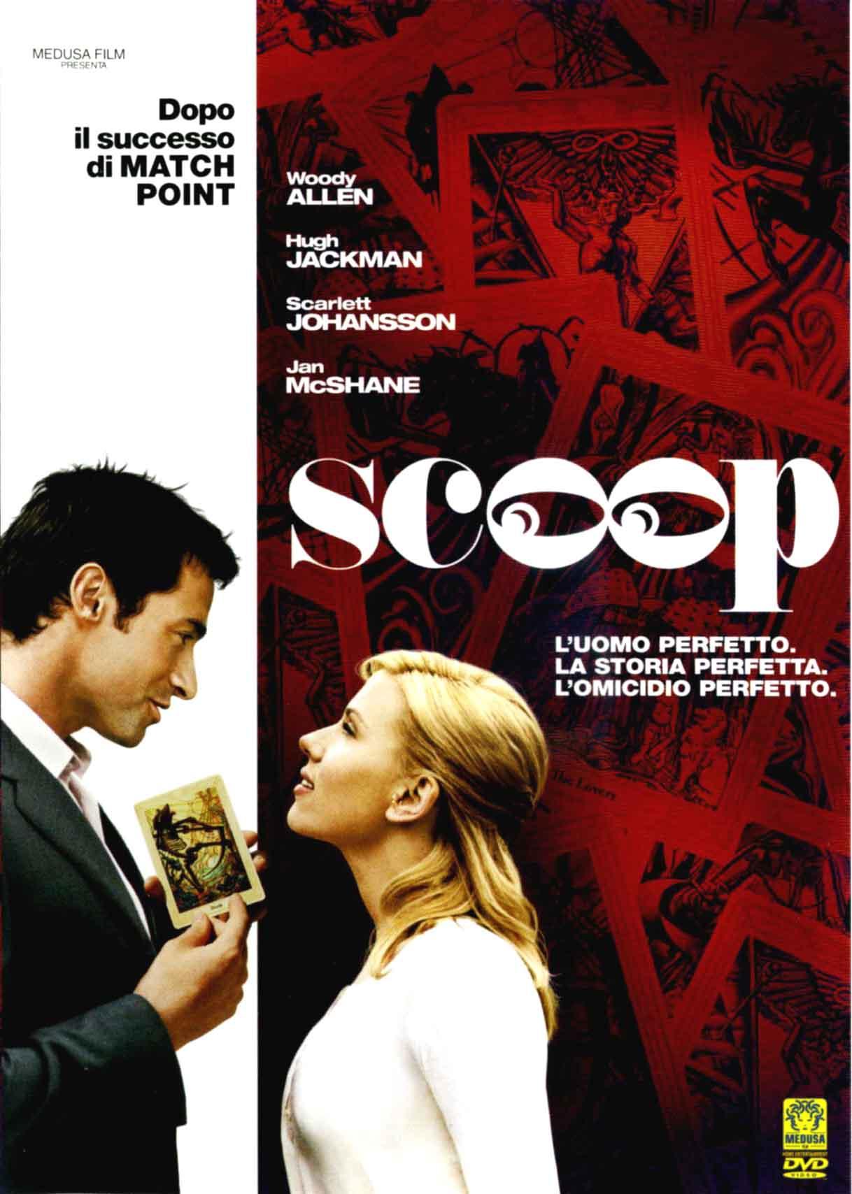 copertina di Scoop