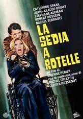 copertina di Sedia a Rotelle, la