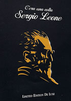 copertina di C'era una volta Sergio Leone - Limited Edition De Luxe