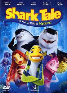 copertina di Shark Tale