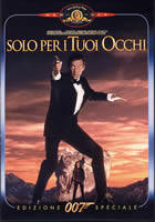 copertina di 007 - Solo per i tuoi occhi - Edizione Speciale