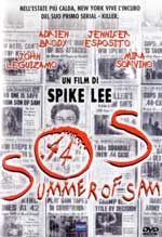 copertina di S.O.S. Summer of Sam - Panico a New York