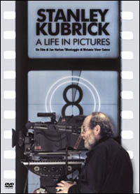 copertina di Stanley Kubrick: A Life in Pictures