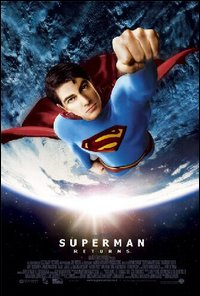 copertina di Superman Returns (1 DVD)