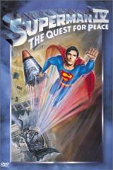 copertina di Superman IV (Disco singolo)