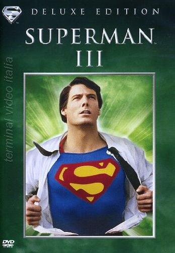 copertina di Superman III - De Luxe Edition