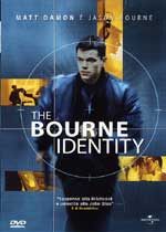 copertina di Bourne Identity, The