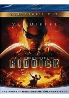 copertina di Chronicles of Riddick, The - Director's cut