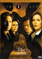 copertina di X-Files - Truth, The