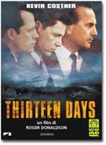 copertina di Thirteen days  - Edizione limitata e numerata